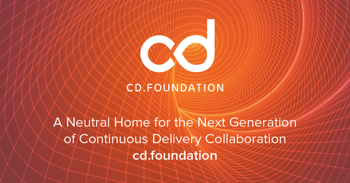 A Neutral Home for the Next Generation of Continuous Delivery