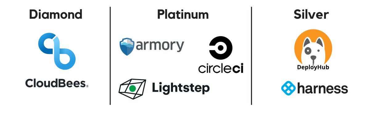 cdcon sponsor logos