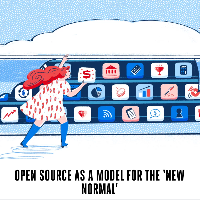 opensource new normal