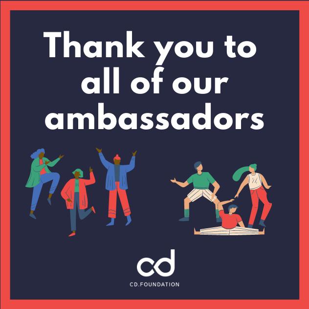 thank you ambassadors