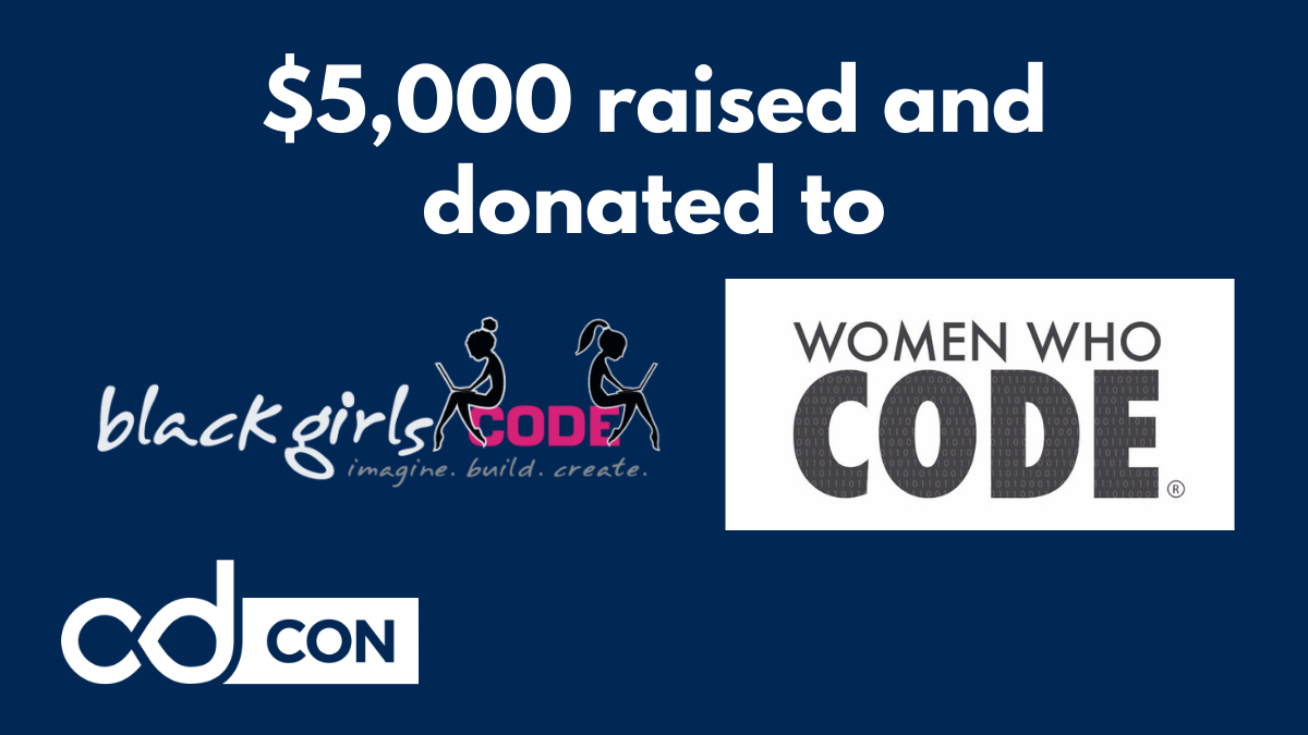 $5,000 donated to black girls code and women who code