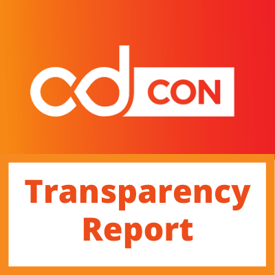 cdcon report