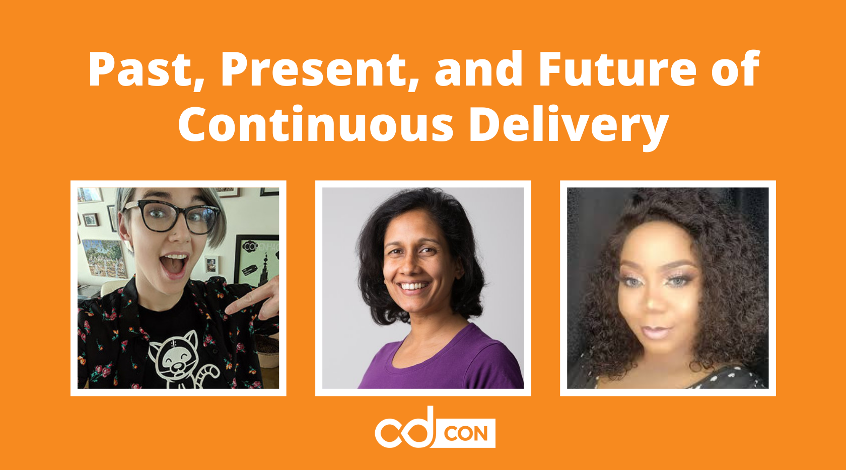 Past, Present and Future of Continuous Delivery Keynote