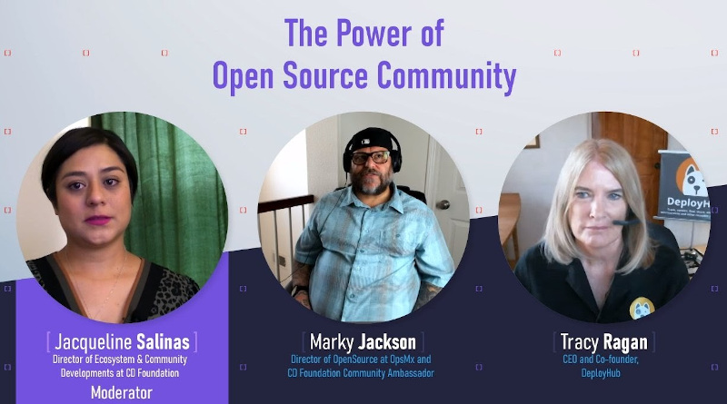 the power of open source community speakers