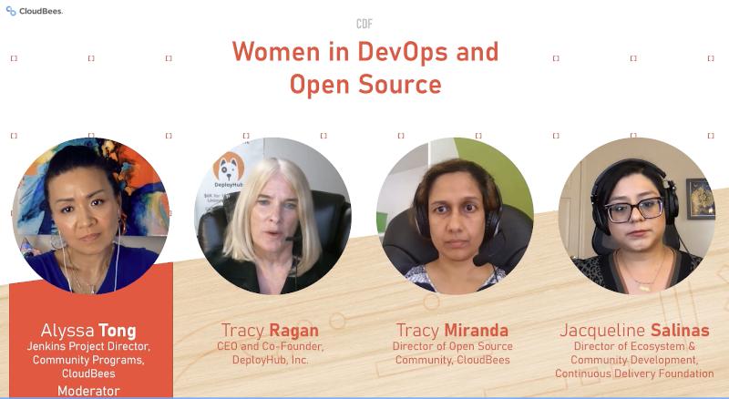 Women in DevOps and Open Source
