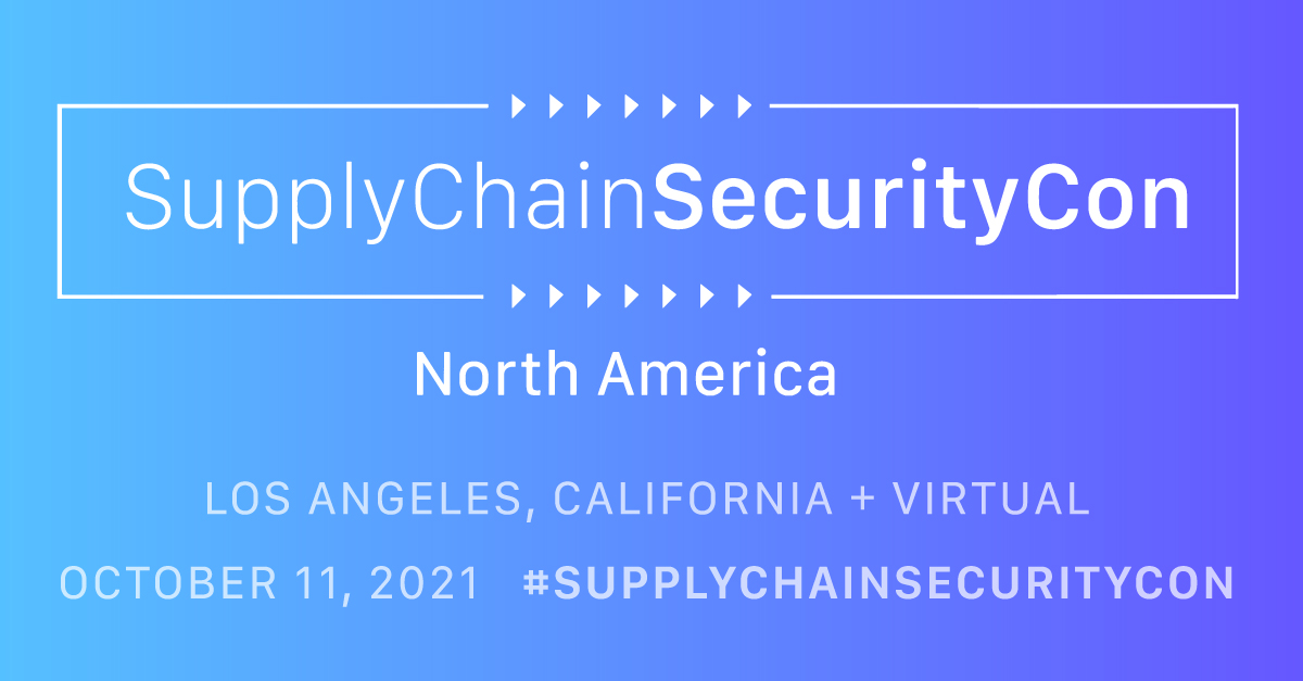 SupplyChainSecurityCon
