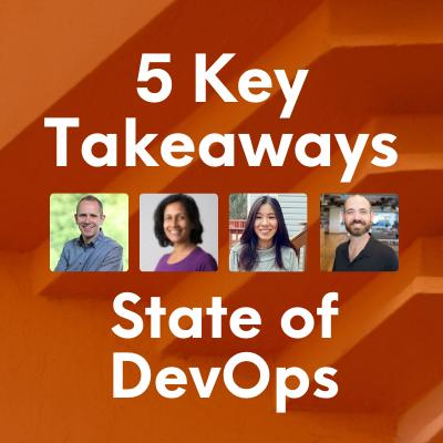 5 key takeaways state of devops